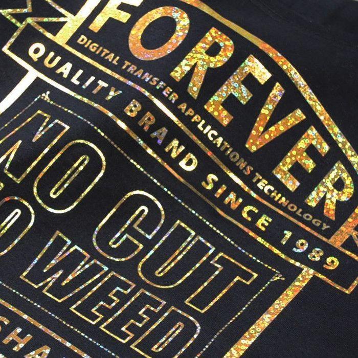 Forever HSF: Foil Para Aplicação de Efeitos de Cores