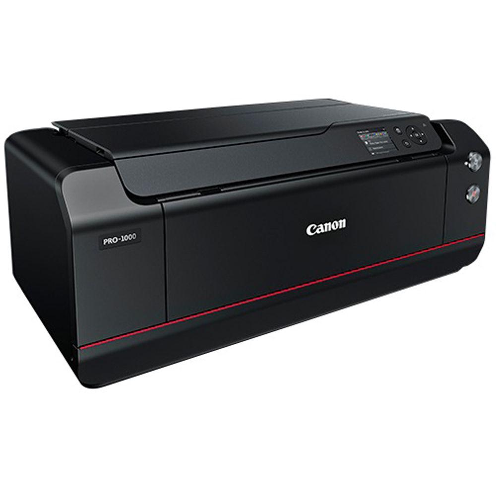 Impressora Canon PRO-1000 Foto 12 Cores 10x15 até Formato A2