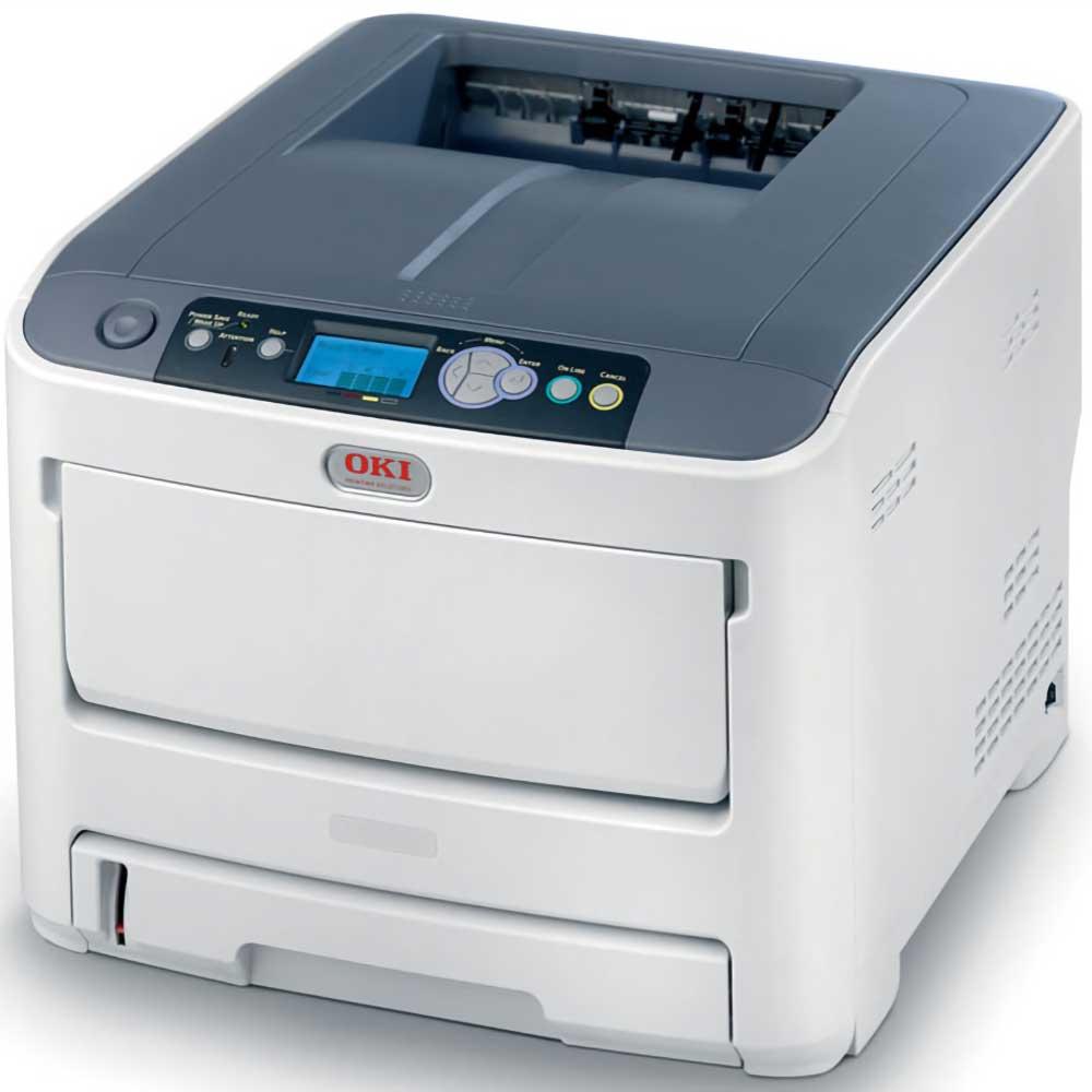 Impressora Colorida Laser/LED OKI ES6405DN A4