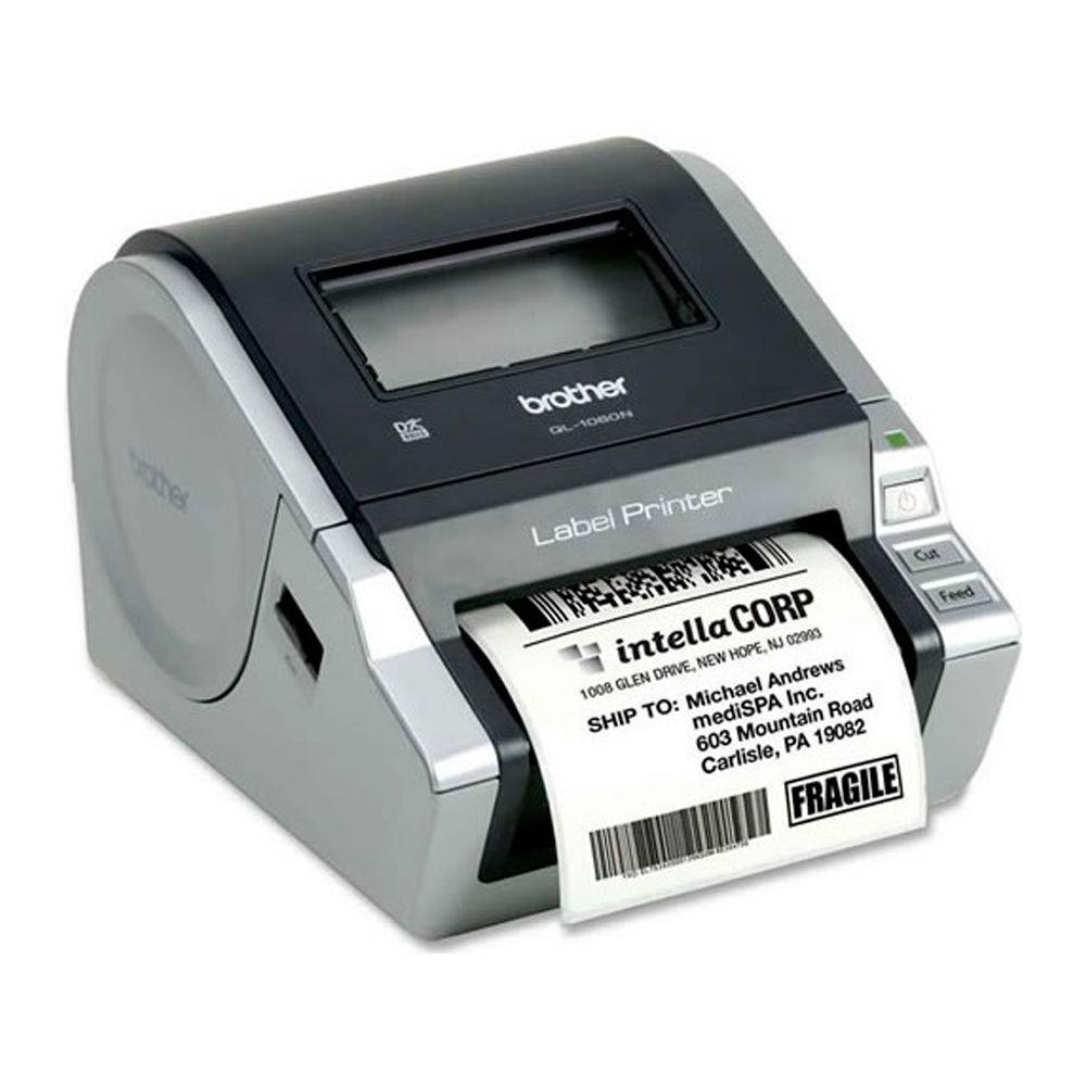 Impressora de Etiquetas Brother QL-1060N Formato Largo