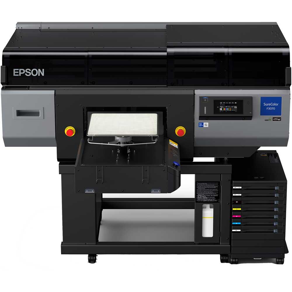 Impressora DTG Industrial Epson F3070