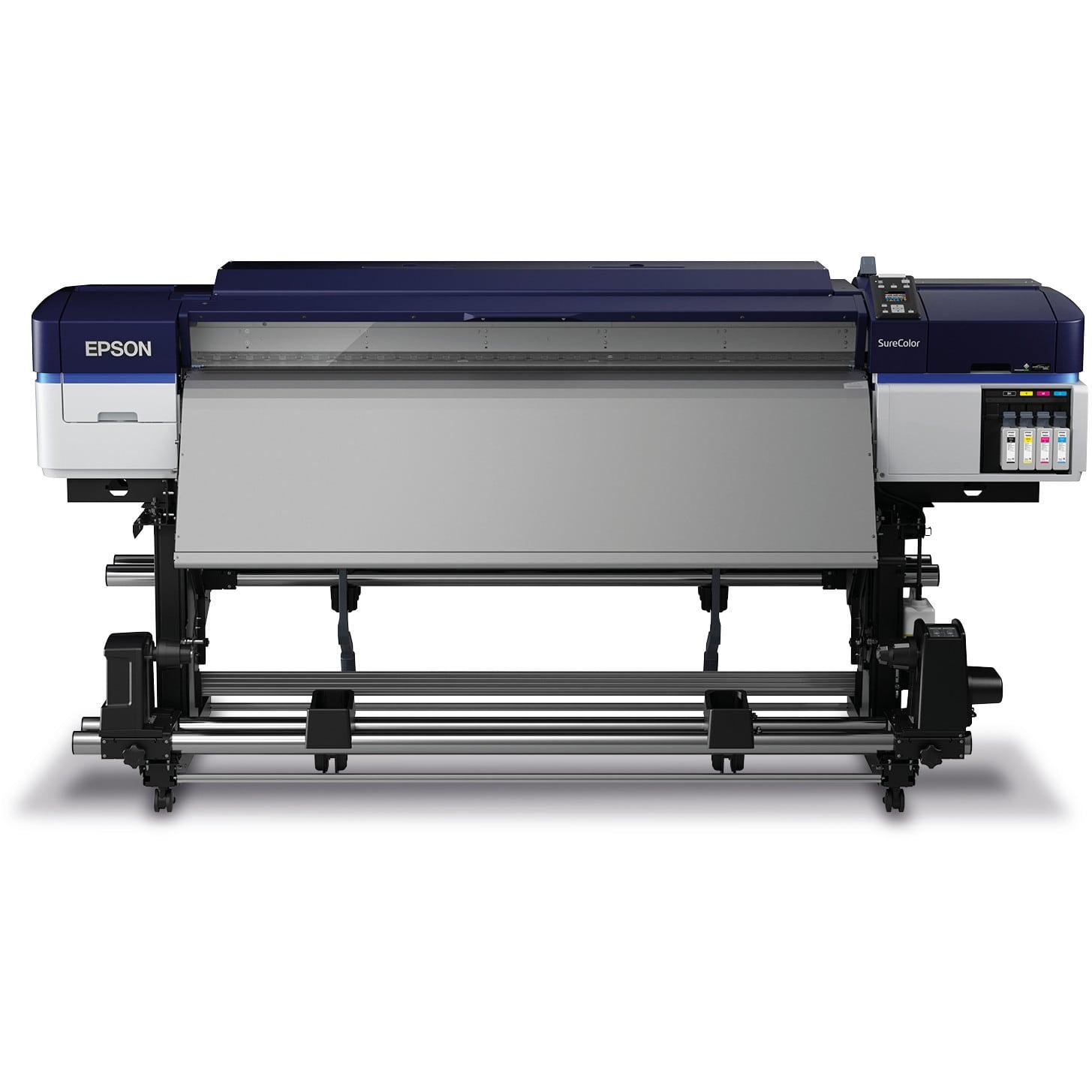 Impressora Ecosolvente Epson S40 162cm Para Adesivos e Lonas