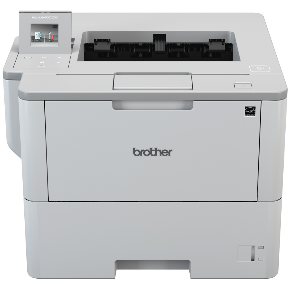 Impressora Laser Mono Brother HL-L6402DW 50ppm Duplex Wireless