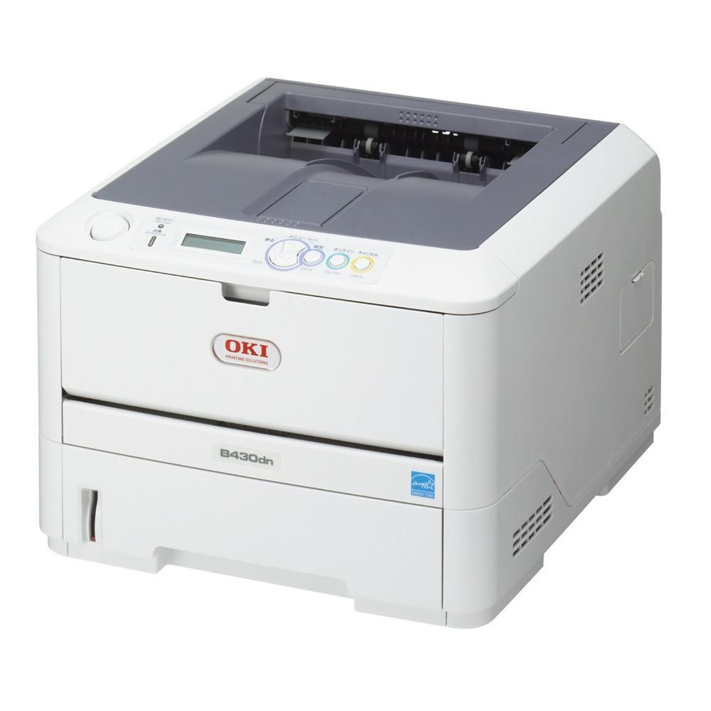 Impressora Mono Okidata B431dn+ 62438303