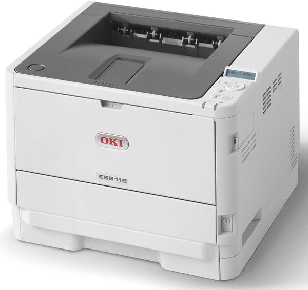 Impressora Okidata ES5112 Mono Duplex 45ppm - 45762047