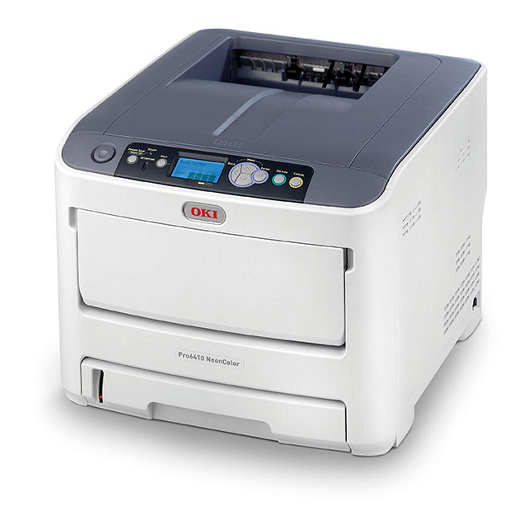 Impressora Okidata Pro6410 Neoncolor Led