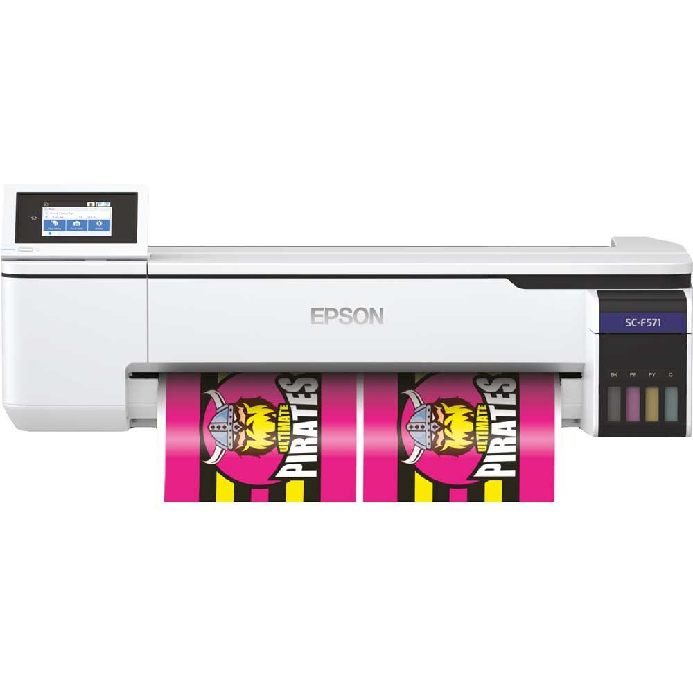 Impressora Sublimática Epson F571 com Tinta Fluor Surecolor