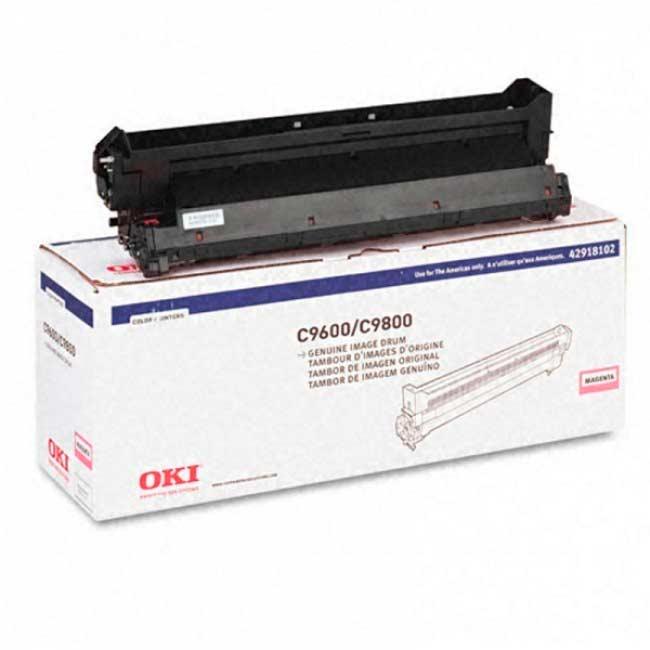Kit de Cilindro de Imagem Okidata C9600/C9800/C9650/C9850