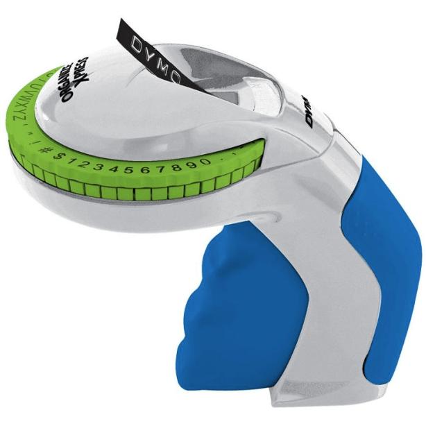 Kit Rotulador Manual Com 4 Fitas Coloridas
