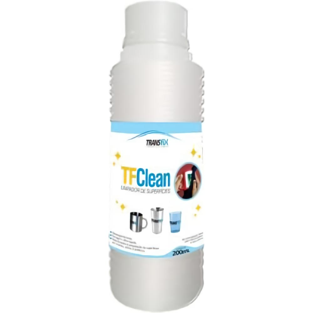 Limpador Pré-Transfer TF Clean Transfix 200mL