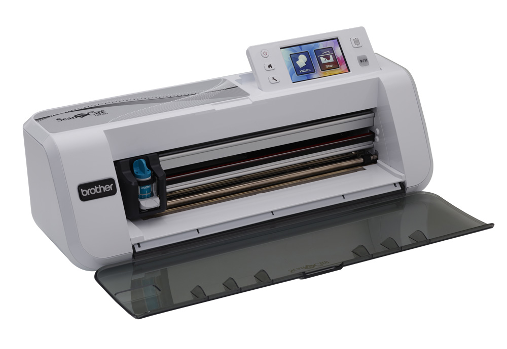 Maquina de Recorte Brother ScanNCut CM300 com USB