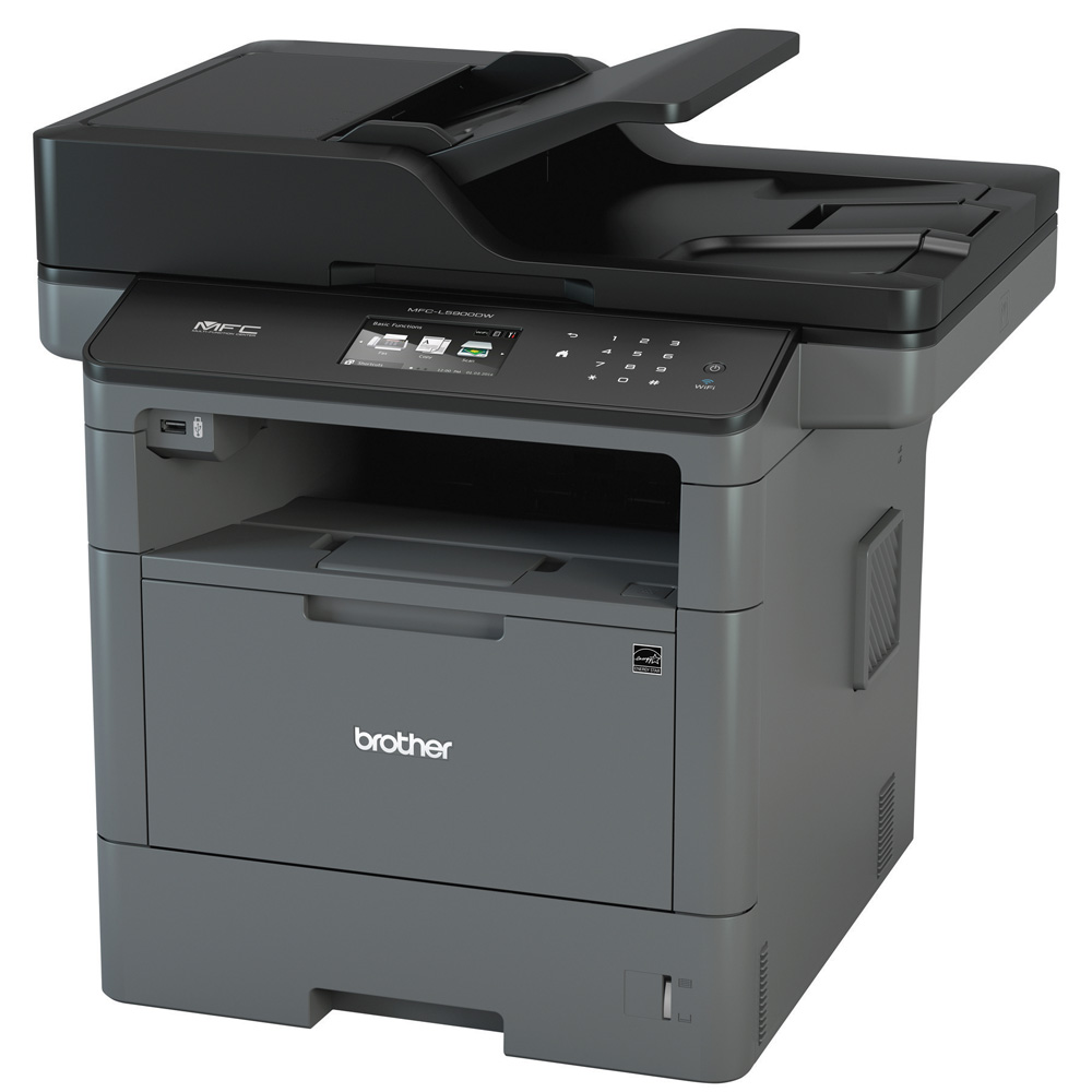 Multifuncional Laser Brother MFC-L5902DW 40ppm WiFi Fax