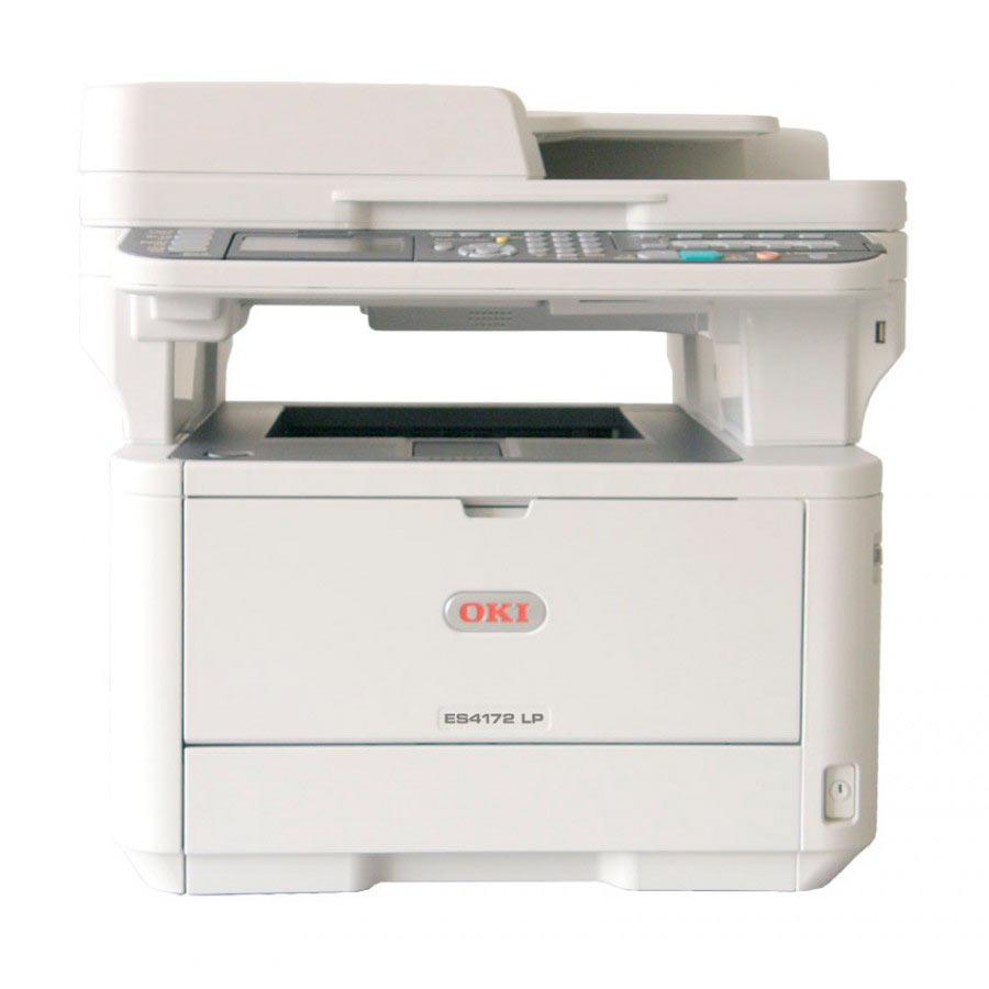 Impressora Multifuncional OKI ES4172 Monocromática 45ppm