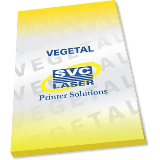 Papel Vegetal 90-95 g/m² - Formato Legal / Ofício (216x355mm)