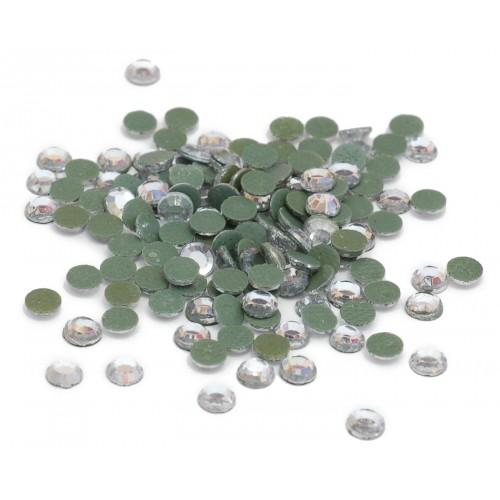 Pedra Rhinestone Cristal 5 mm - Silhouette