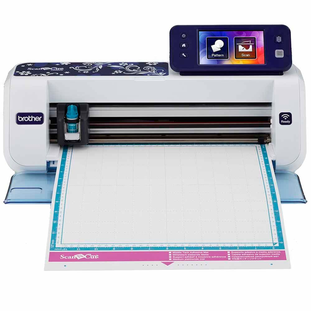 Plotter de Recorte com Scanner Brother ScannCut CM650W Wi-Fi