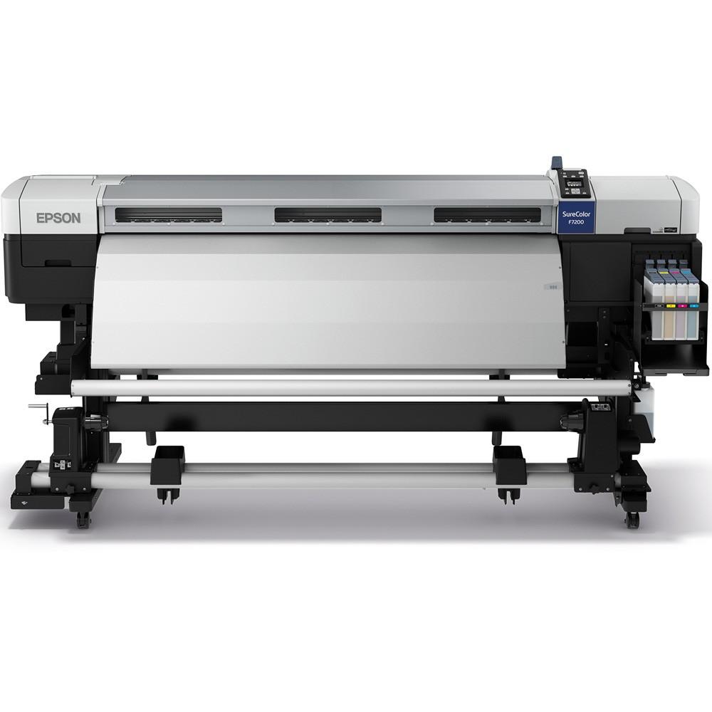 Plotter Sublimação Epson F7200 Surecolor 1,6m