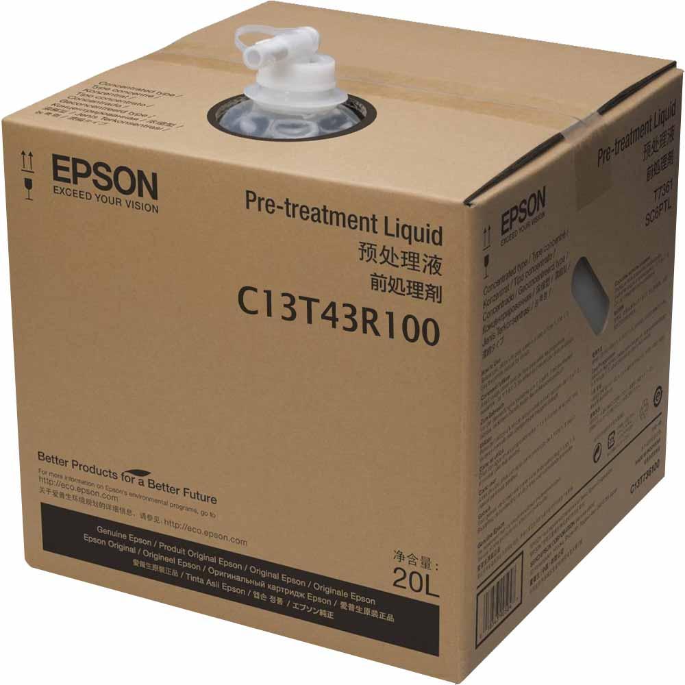 Pré-Tratamento Para DTG em Algodão Epson 20L concentrado C13T43R100