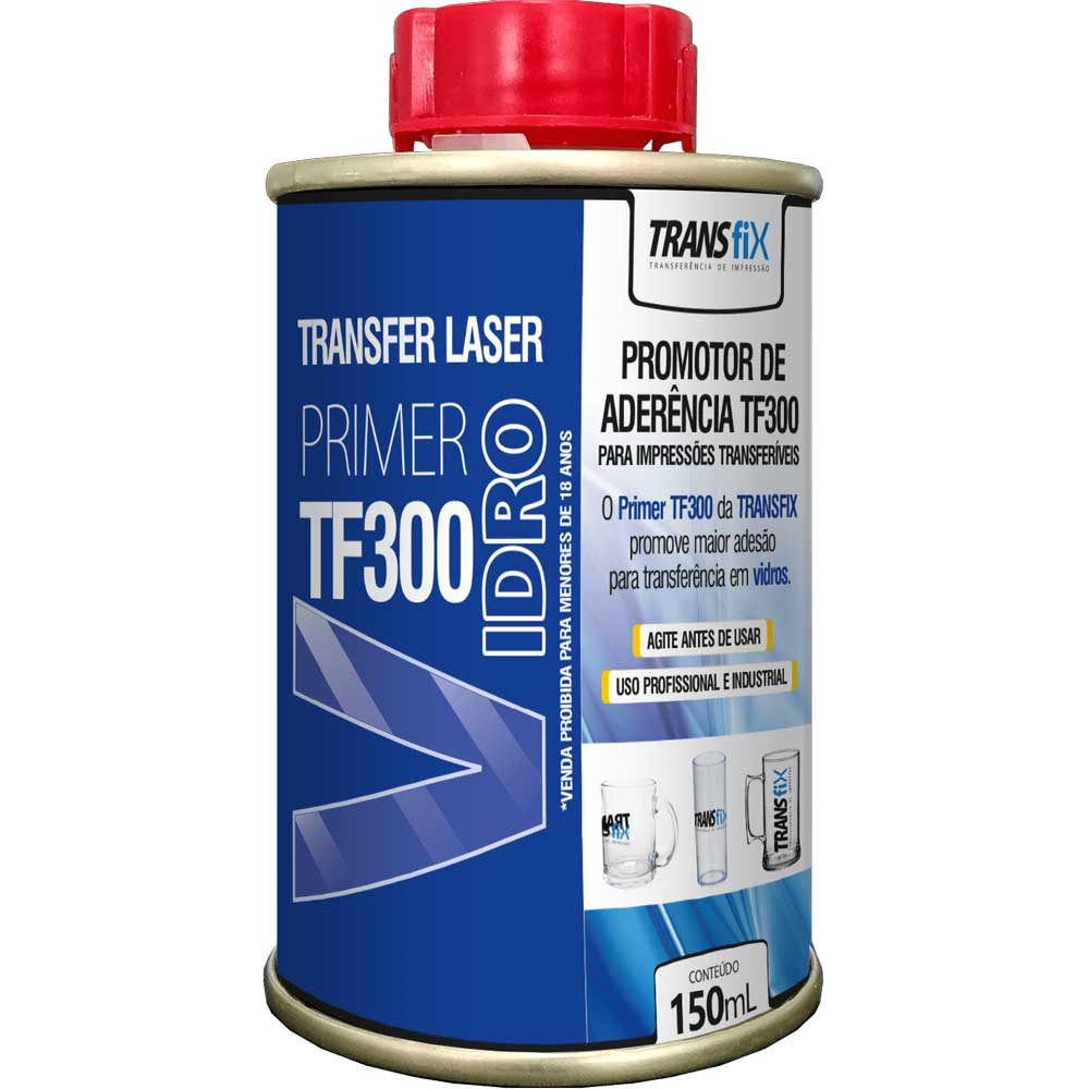Primer Transfix TF300 Vidro 150mL