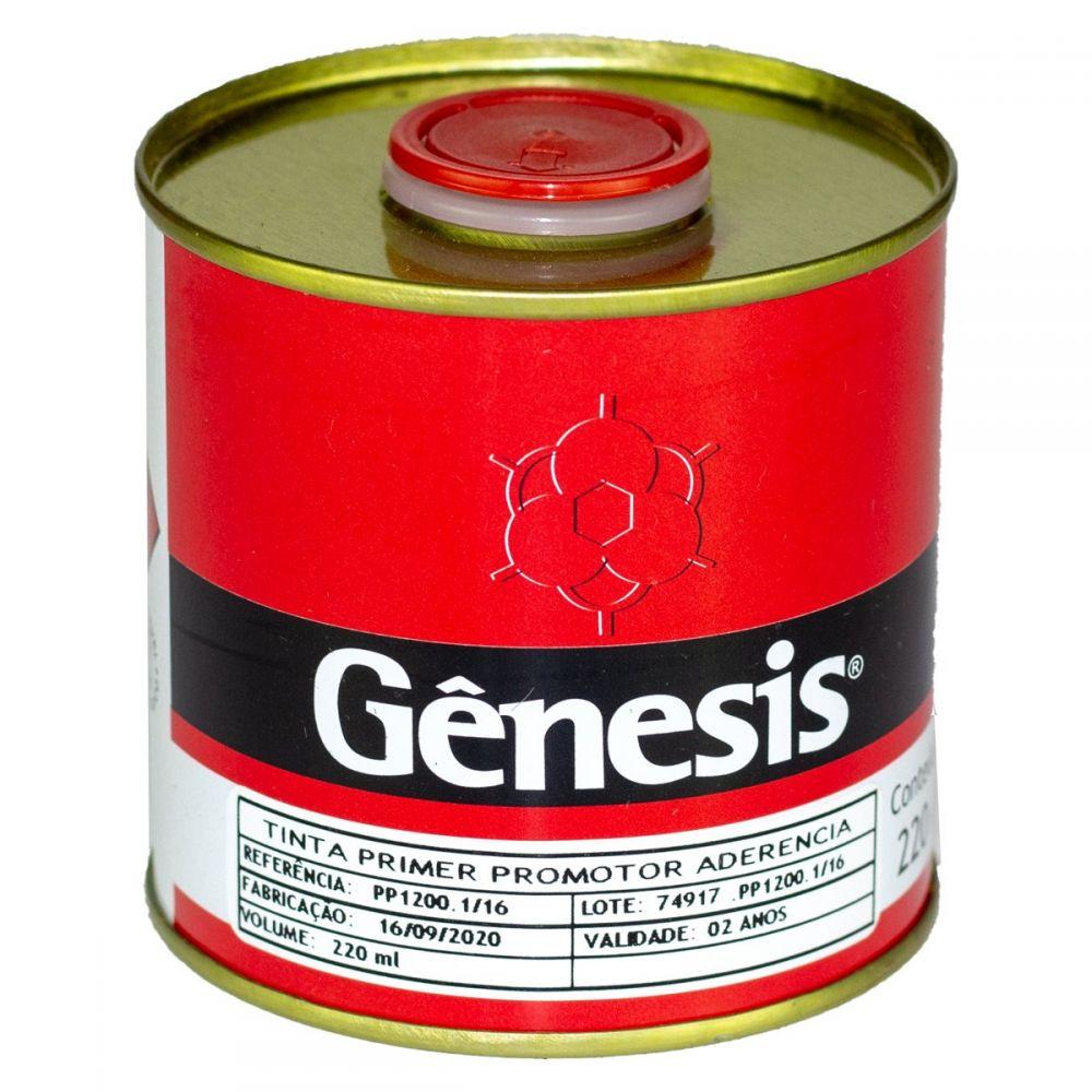 Promotor De Aderência Para Plástico PP1200 220ml Gênesis