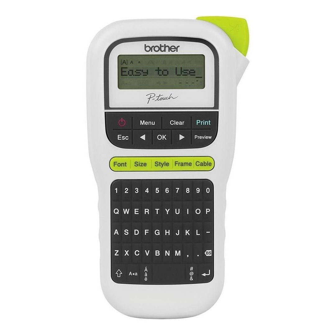 Rotulador Etiquetadora Eletrônico Brother P-touch PT-H110