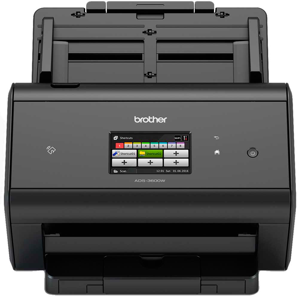 Scanner alta velocidade  brother ADS-3600W