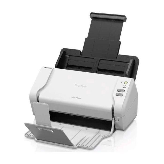 Scanner de Mesa Brother ADS-2200 - Alta Qualidade