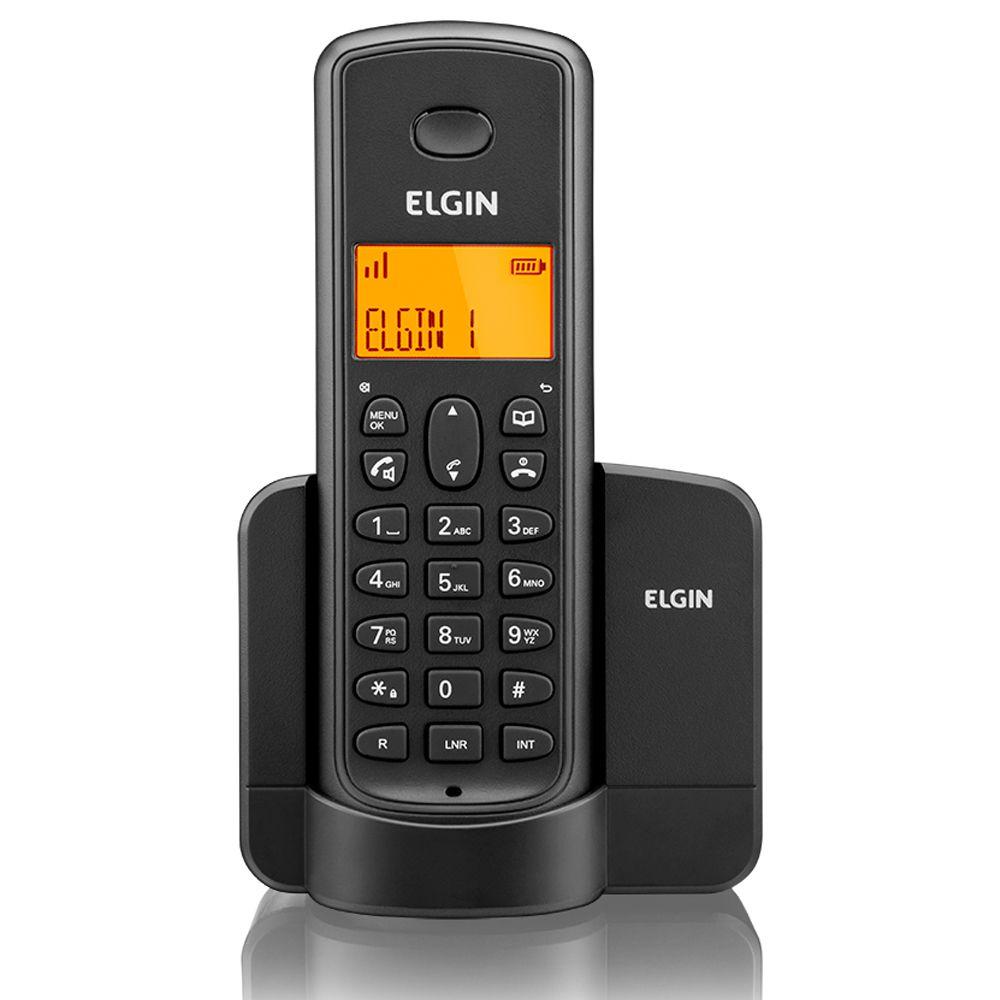 Telefone TSF 8001 Elgin Preto