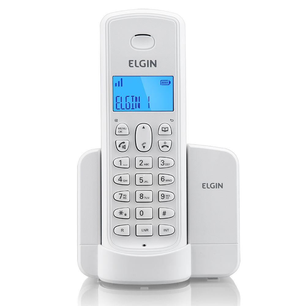 Telefone TSF 8001 Elgin Branco