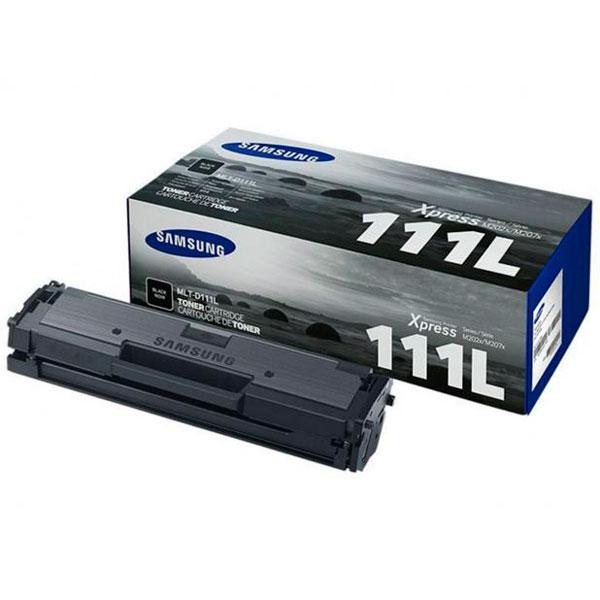 Toner Samsung MLT-D111L Para SL-M2020 SL-M2070