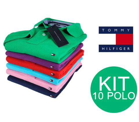 10 POLO TOMMY $200,00