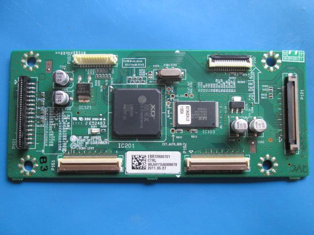 PLACA T-CON LG EAX63986201 / EBR72680701 MODELO 50PT250B