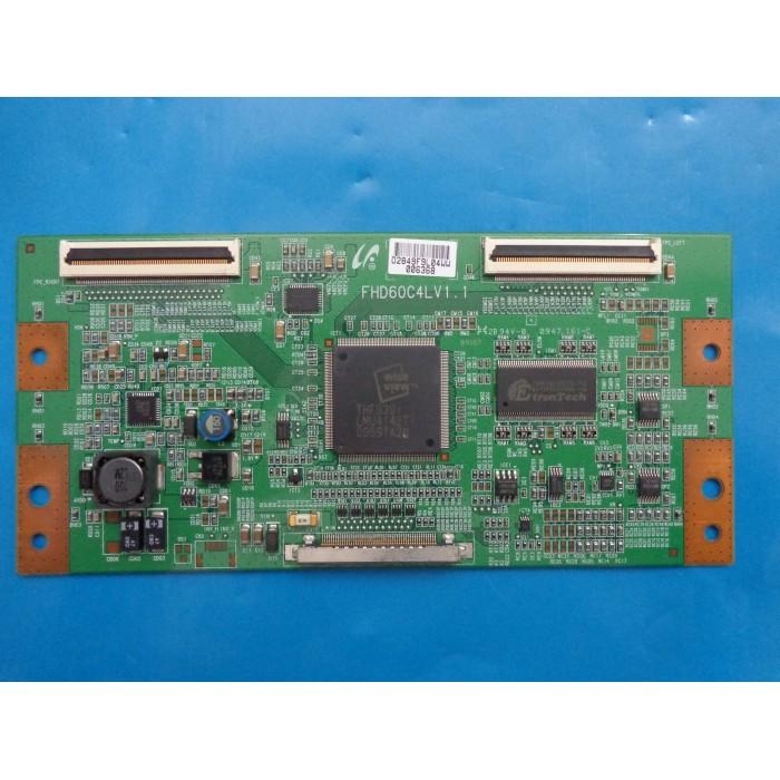 T-CON SAMSUNG FHD60C4LV1.1 MODELO LN52B550  - Jordão R.Camacho