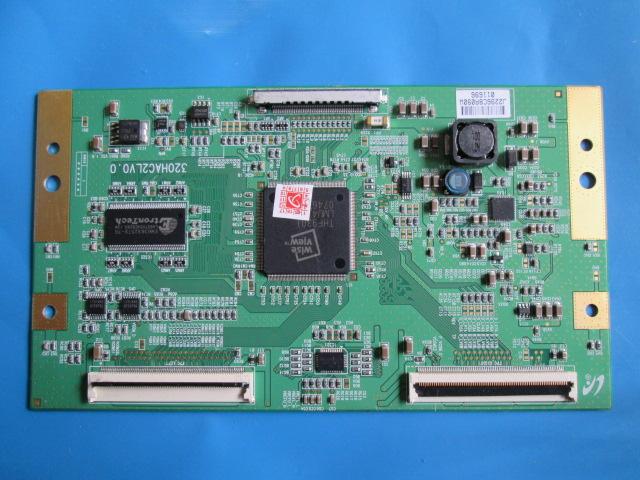 T-CON SAMSUNG 320HAC2LV0.0 / BN81-01689A MODELO LN32A550P3R / LN32A610A1R / LN32A610A3R  - Jordão R.Camacho