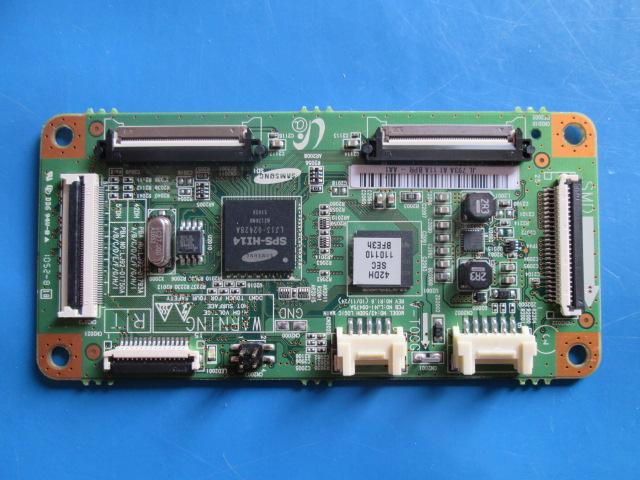 PLACA T-CON SAMSUNG MODELO PL43D450A2G / PL43D451A3G / PL43D490A1G / PL43D491A4G CÓDIGO LJ92-01793A