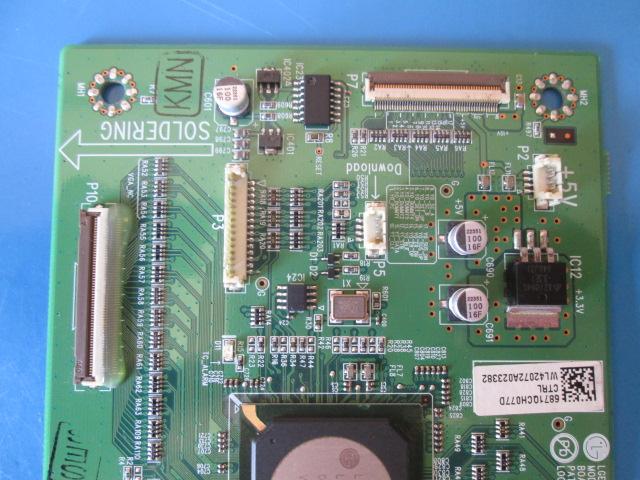T-CON LG 6870QCH106C / 6871QCH077D MODELO 42PC7R / 42PB2RR