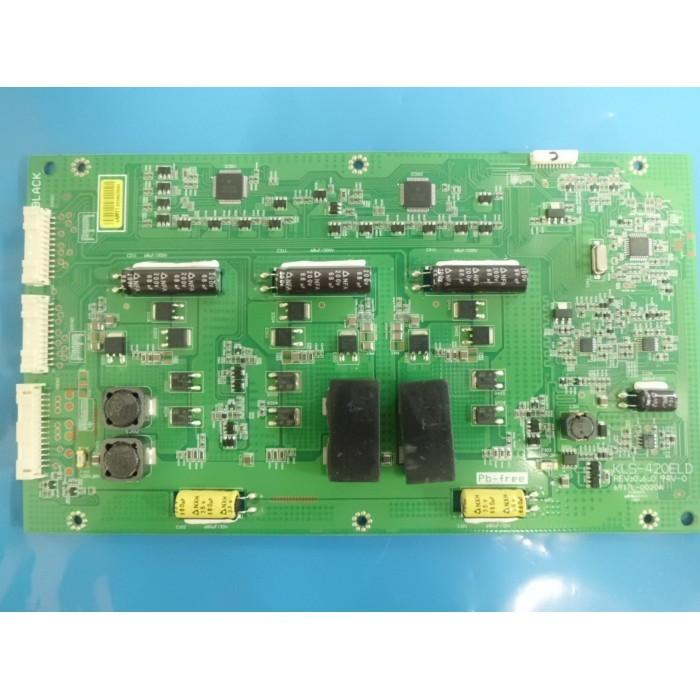 PLACA INVERTER LG MODELO 42SL90QD / KLS420ELD / 42LED55SA 6917L-0020A / KLS-420ELD