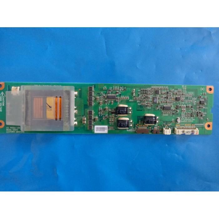 INVERTER LG 6632-0197C / YPNL-T010C MODELO 37LC2D-EU  - Jordão R.Camacho
