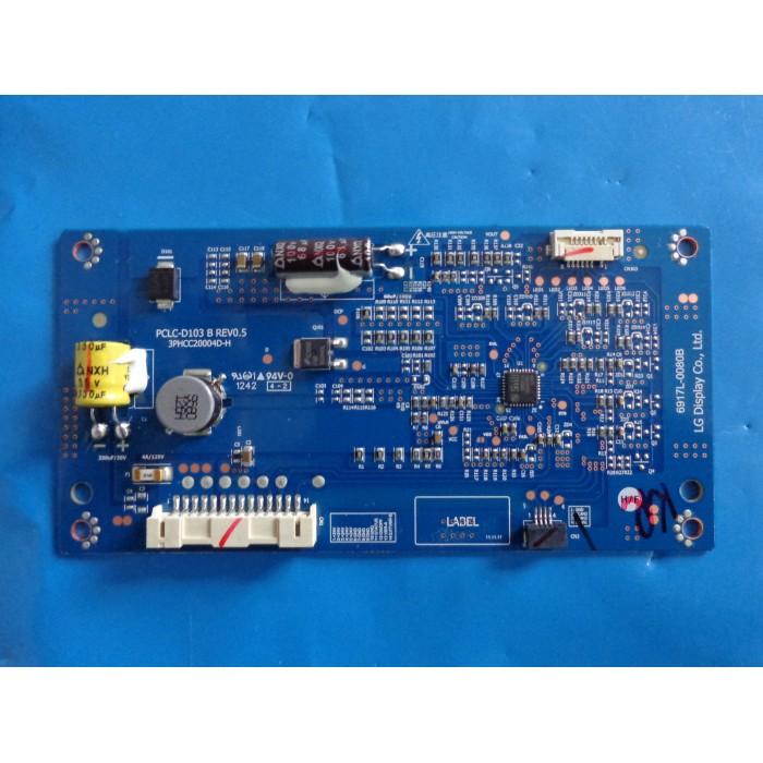 INVERTER LG 6917L-0080B / 3PHCC20004D-H / PCLC-D103 B MODELO 32LS5700  - Jordão R.Camacho