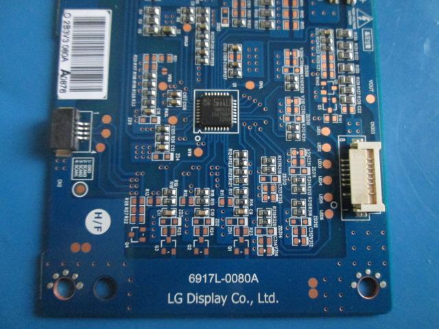 INVERTER LG MODELO 32LS4600 CÓDIGO  6917L-0080A / PPW-LE32SE-O (A)   - Jordão R.Camacho
