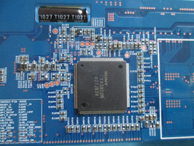 INVERTER SONY SSL400EL-S02 MODELO KDL-40NX711  - Jordão R.Camacho