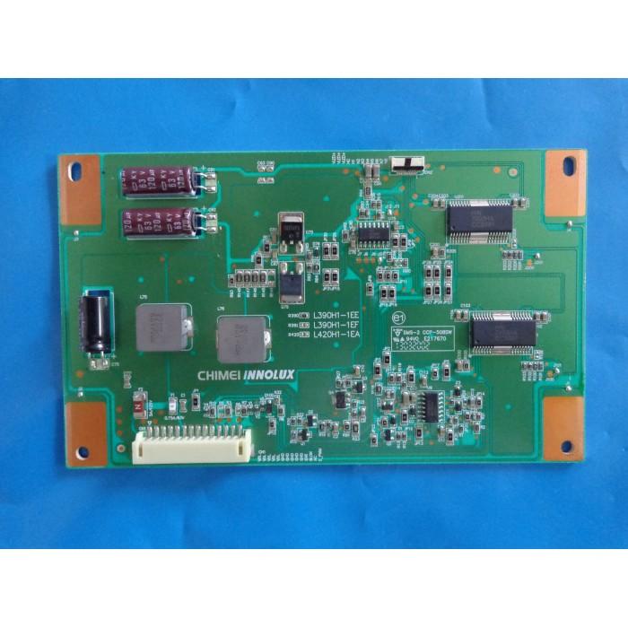 PLACA INVERTER PANASONIC SHARP MODELO TC-l39EM6B / LC39LE351K L390H1-1EE