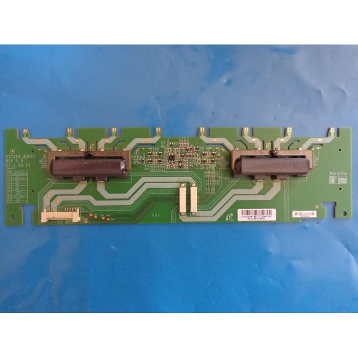 PLACA INVERTER SAMSUNG SST260_4UA01 MODELO LN26D450G1GXZ