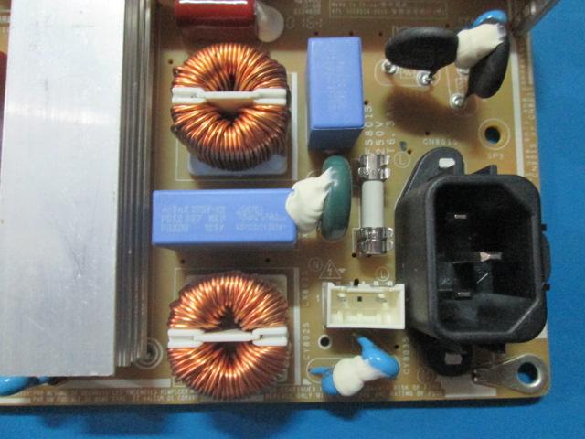 FONTE SAMSUNG BN44-00341A MODELO LN40C550 / LN46C530 / LN46C550 / LN46C650
