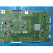 PLACA T-CON LG / PHILIPS 6870C-0466B MODELO 65LA9650 / 65PFG6659/78 LC650EQD_Ver 0.6
