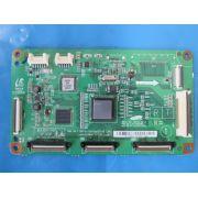 PLACA T-CON SAMSUNG MODELO PL64D8000 LJ41-09448A  LJ92-01784A