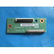 T-CON AOC MODELO LE32W156 CÓDIGO T315XW02 V2 TEST BD 31T03-T02