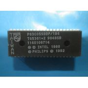 CIRCUITO INTEGRADO PHILIPS P83C055BBP/194 ORIGINAL