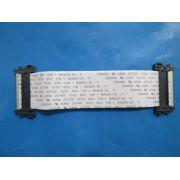 CABO FLAT PHILIPS E66085 / AWM20706 105C 60V Largura  2,5cm Comprimento 12cm MODELO 40PFL3606D/78