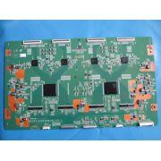T-CON SAMSUNG 85UPS120P2MB36LV0.1 MODELO UA85S9AMXRD / SAMSUNG LED 3D UN85S9A 4K ULTRA HD/NET/40C